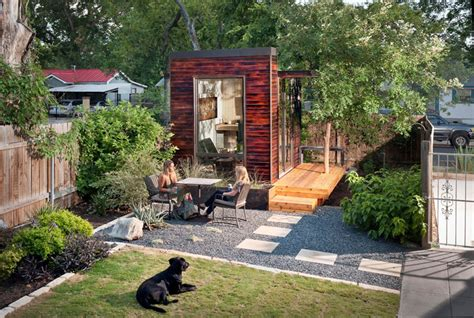 backyard builders 92 square foot backyard office by sett studio contemporist