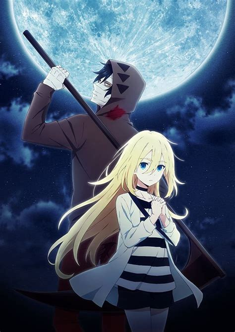 anime angel of death manga crunchyroll serial killers are on the prowl in quot angels