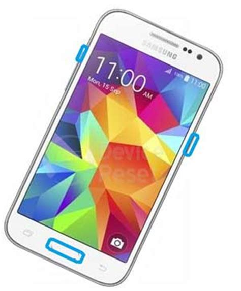 reset samsung core prime how to hard reset samsung galaxy core prime using 4 way