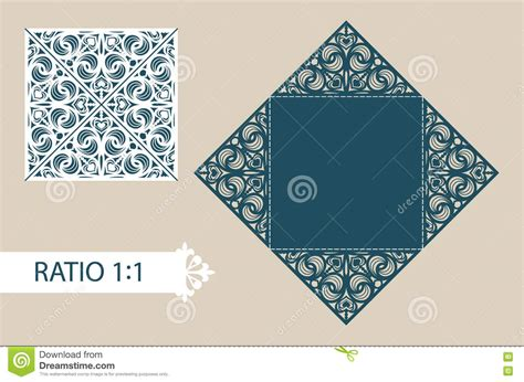 square greeting card template template square folding cards for greeting invitations