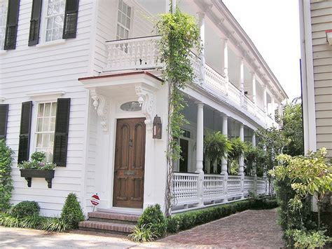 Charleston Porches charleston how the door leads to the open porch
