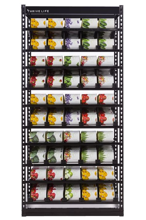 Shelf Reliance Canada by Pantry Can Systems