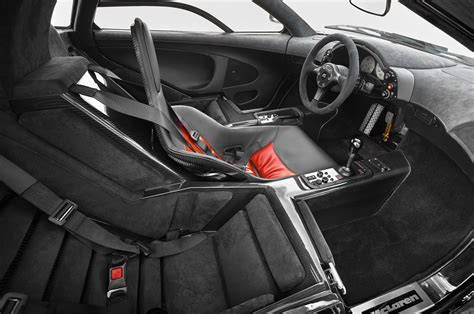 Mclaren F1 Interior by Mso Offers 1998 Mclaren F1 With Just 2 800 For Sale