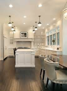 All White Kitchen by South Shore Decorating Blog 25 Beautiful All White Kitchens