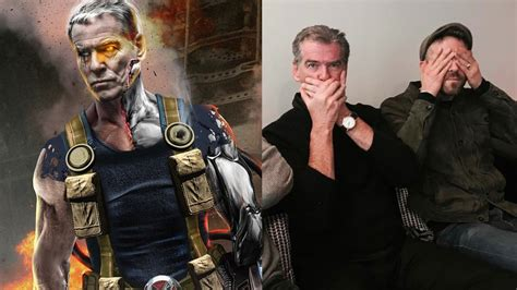 who plays cable in deadpool 2 brosnan is reportedly in early negotiations to play