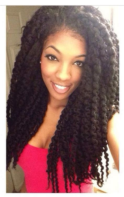 crochet hairstyles marley pretty i think it s crochet twists with marley hair