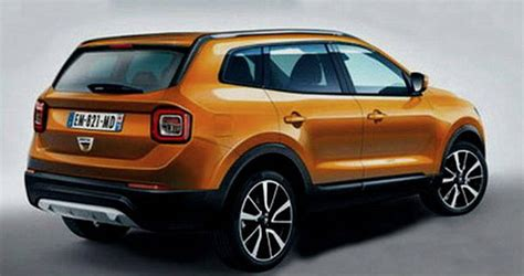 Kiedy Nowy Jeep Grand 2020 by Will The New Renault Dacia Duster Look Like This Perhaps
