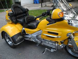 Honda Goldwing Trike 2002 Honda Goldwing Gl1800 One Owner Motor Trike