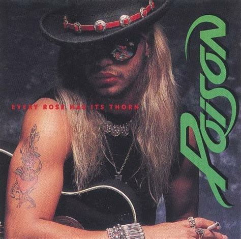 hair metal heaven song of the week poison every rose