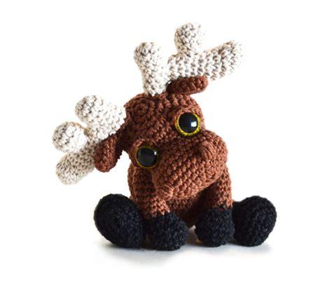 amigurumi moose pattern free moose amigurumi crochet pattern pdf instant by patchworkmoose