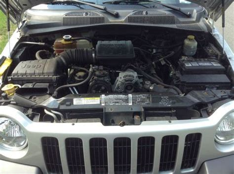 2002 Jeep Liberty 3 7 Engine by Buy Used Jeep Liberty Sport 2002 3 7 V6 Engine 4w Drive