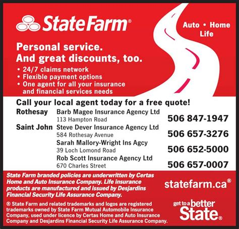 State Farm   Canpages