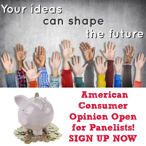 Surveys For Money Near Me - make money from surveys american consumer opinion open for panelists