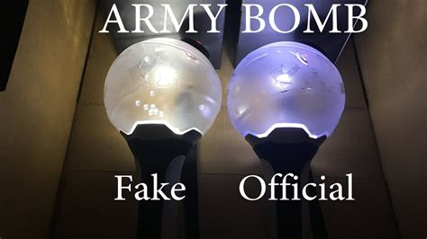 Army Bomb Ver 2 army bomb ver 2 official 偽物 本物 october 2017