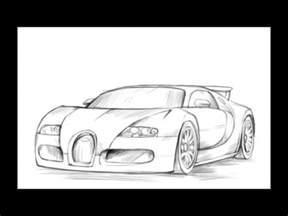 Draw Bugatti How To Draw A Bugatti