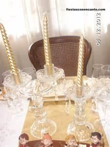 candelabros turcos decoraci 243 n mesa de navidad elegance
