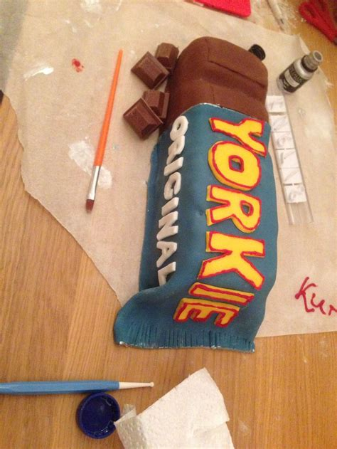 yorkie bar cake 93 best just a of cake images on