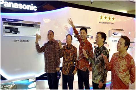 Ac Panasonic Hemat Energi panasonic hadirkan ac bintang 4 berlabel hemat energi