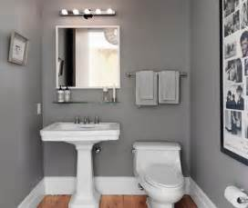 Ideas To Paint A Bathroom Gallery For Gt Small Bathroom Grey Color Ideas