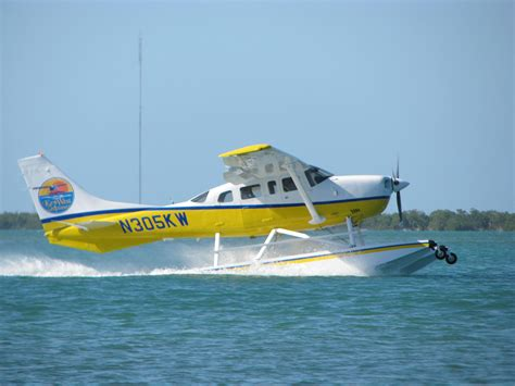 Home Plans Florida by Key West Seaplanes Fleet Expands With Dedication Event