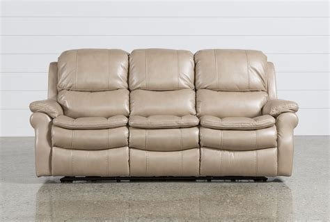sand leather sofa sand leather sofa juno reclining sofa in sand synthetic