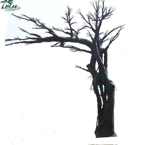 Paket Daun Bunga Artificial Daun Bunga Buatan Daun Bunga Hias 2 desain baru fiberglass pohon buatan palsu pohon cabang