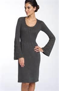 calvin klein bell sleeve sweater dress nordstrom