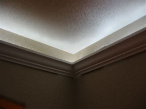 crown molding lighting crown molding with lighting deco ideas