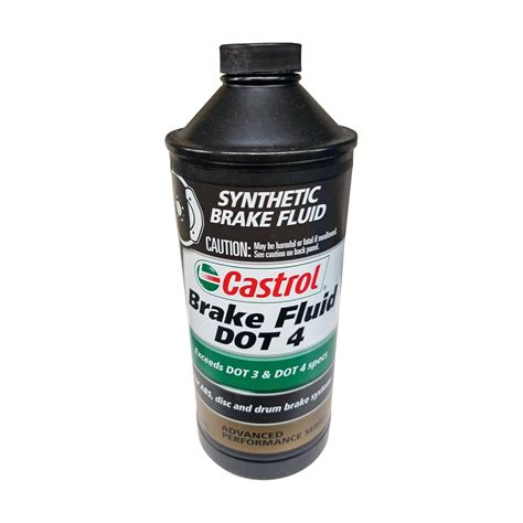 Global Brake Fluid Dot 4 castrol 1261412504 brake fluid castrol gt lma dot 4 32 oz