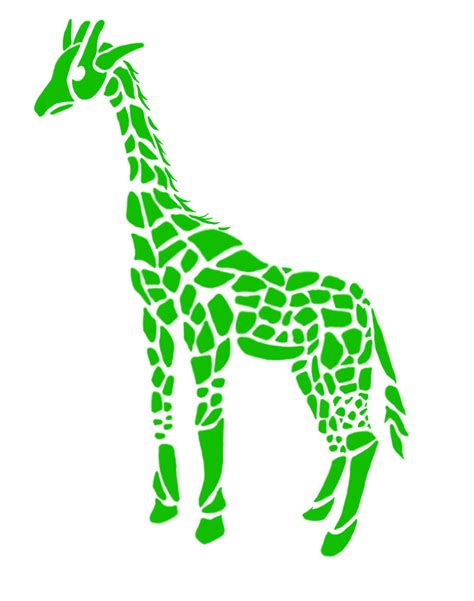 tribal pattern giraffe tribal giraffe by greenlightningbolt on deviantart
