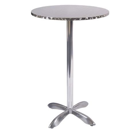 Aluminium Bar Table Aluminum Patio Bar Table