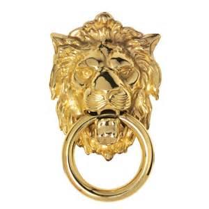 Door Knocker by Lion Head Door Knocker Door Knockers