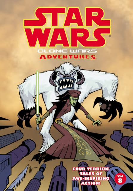ii volume 2 books wars clone wars adventures 2 volume 2 issue
