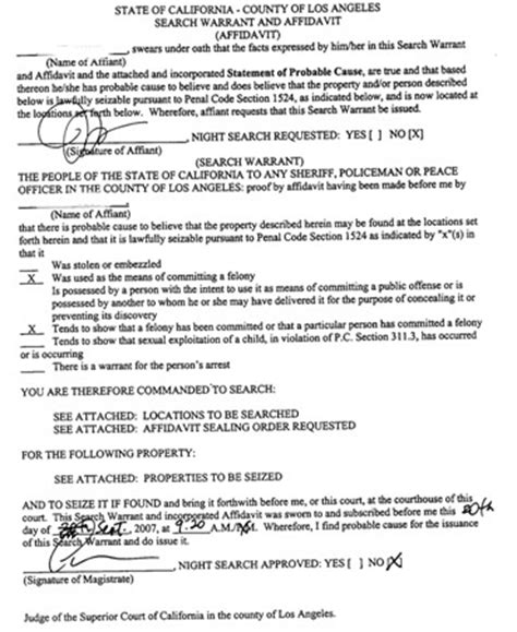 Search Warrant Amendment Penal Code 25400 Pc California Quot Carrying A Concealed Weapon Quot