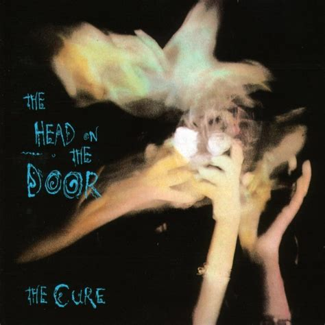The Cure The On The Door copertina cd the cure the on the door front