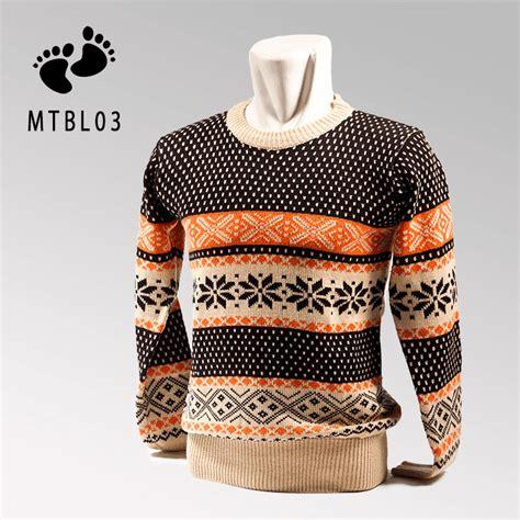 Kaos Rajut Pria Sweater Rajut Korea Baju Rajut Murah Grosir Baju 1 model baju rajut terbaru asli indonesia