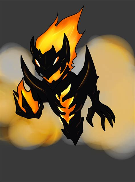 Chibi Dota 6 chibi shadow fiend by kenidota on deviantart