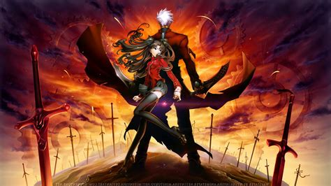 fate stay fate stay unlimited blade works hd wallpaper