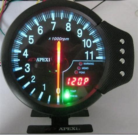 apex auto gauge auto metertachometerguage el