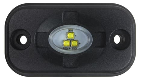 Idw064 Led Light Size 15 led 15 watt compact size work light custer products