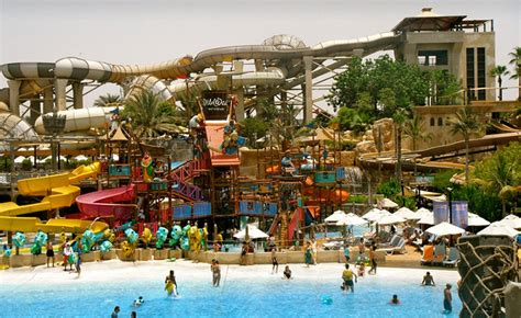 Theme Park In Dubai Wadi Water Theme Park