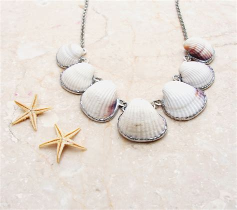 shells for jewelry seashell necklace jewelry shell solder
