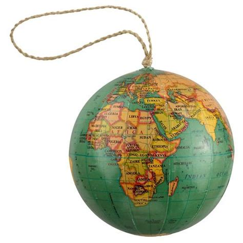 globe ornament the land of nod happy christmas