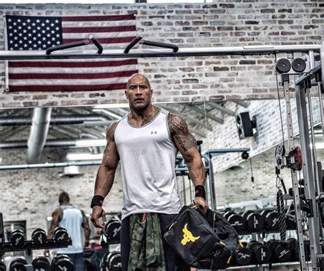 dwayne the rock johnson under armour under armour announces global partnership with dwayne