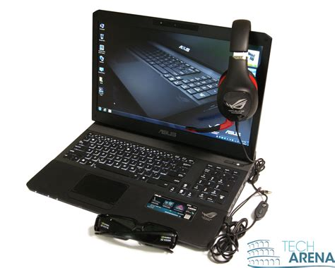 Laptop Asus G75vw Di Malaysia review asus g75vw notebook gaming prestante e innovativo