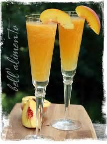 Cipriani Recipe Frozen Peach Bellini Bell Alimento