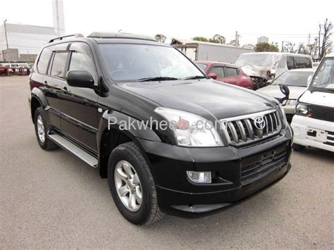 Toyota Used Cars For Sale 2008 Toyota Land Cruiser Prado Tx Used Car Price