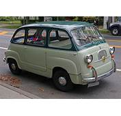 1959 Fiat 600 Multipla Tipo 100108jpg  Wikimedia