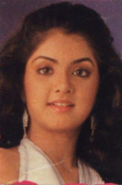 biography of divya bharti divya bharti