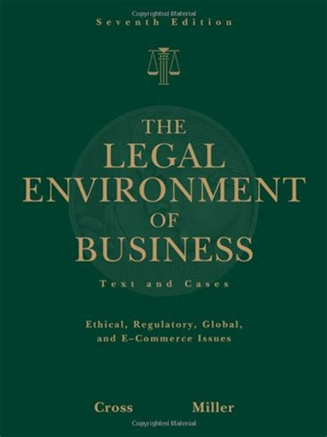 the environment of business text and cases 9780324590005 compare prices for the environment
